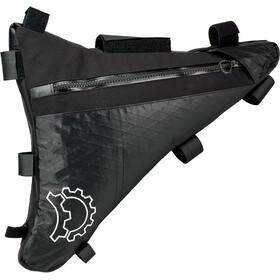Revelate Designs Mukluk Carbon Bolsa de Cuadro L, negro